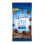 Oreo Thins Bites Fudge Dipped Orginal  48g