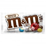 M&M's White chocolate  42,5g