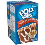 Pop Tarts Chocolate Chip Cookie Dough 400g