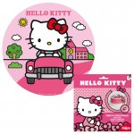 "Opłatek na Tort 16cm ""Hello Kitty"" 15g"