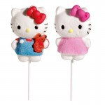 "Lizak  Piankowy  ""Hello Kitty"" 45g"
