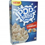 Płatki Pop Tarts Frosted Strawberry Cereal 318g