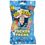 Warheads Puckers Packs 84g