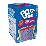Pop Tarts Frosted Wildberry 384g