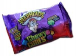 Warheads Sour  Chewy  Cubes 70g