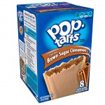 Pop Tarts Brown Sugar & Cinnamon  379g