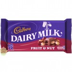 Czekolada Cadbury  Milk Fruit & Nut  200g