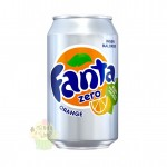 Fanta Orange Zero 355ml