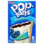 Pop Tarts Frosted  Bluberry  416g