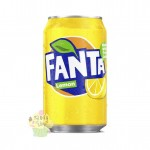Fanta Lemon 355ml