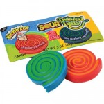 Warheads Sour Twisted Taffy  86g