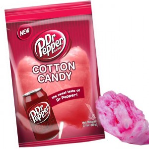 DR. Pepper Cotton Candy  (wata cukrowa)88g