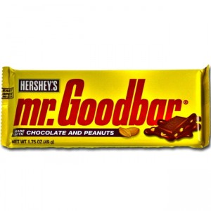 Baton Hershey's  Mr.Goodbar  49g