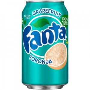 Fanta Graperfuit 355ml
