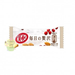 KitKat Japan Luxury Every  Day -  Berry, Almond, Chocolate  7g