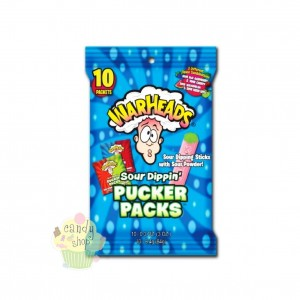 Warheads Puckers Packs
