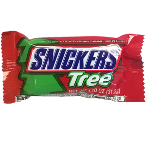 Snickers Christmas Tree  31,2g