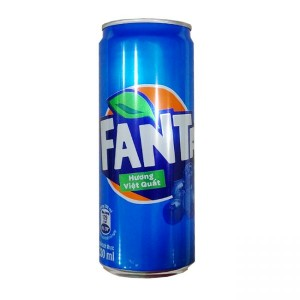 Fanta Berry Vietnam  330ml