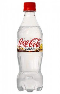 Coca-Cola Clear Japan (500ml)