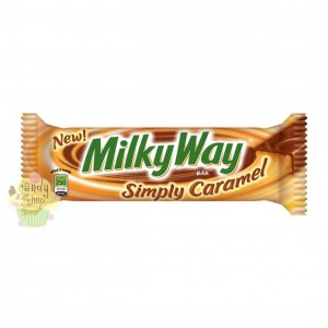 Milky Way Simply Caramel 54,1g