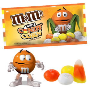 M&M's White Candy Corn 42,5g