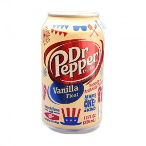 DR. Pepper Vanilla Float  355ml