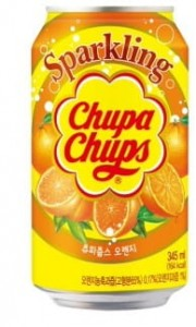 Chupa Chups Orange Drink  345ml