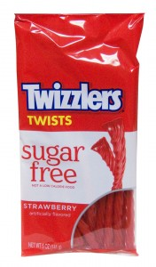 Twizzlers Strawberry Sugar Free 141g