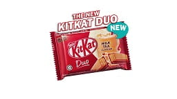 KitKat Duo Milk Tea Flavour 35g