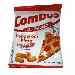 Combos Pepperoni Pizza 178,6g