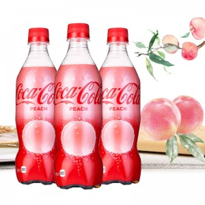 Coca Cola Peach 500ml