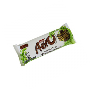 Nestle Aero Peppermint Bar 36g