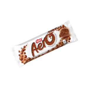 Nestle Aero Milk Czekolada Bar 36g