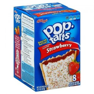 Pop Tarts Strawberry 416g