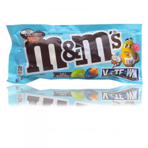 M&M's Thai Coconut Peanut 49,3g