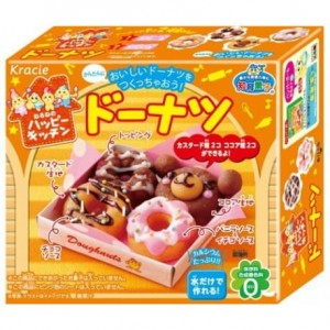 Kracie Popin Cookin Happy Kitchen Donuts 38g
