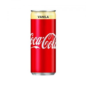 Coca-cola Vanilla 320ml
