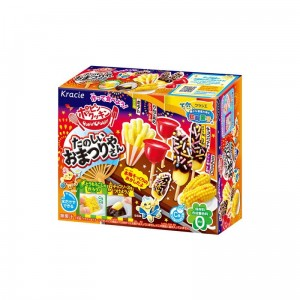 Kracie Popin Cookin DIY Omatsuri Food Making Kit
