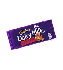 Czekolada Cadbury Milk Fruit & Nut 110g