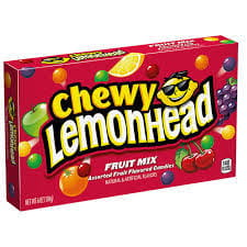 Ferrara  Chewy Lemonhead Fruit Mix  142g
