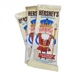 Hershey's Cookies N Creme Holiday Desing Bar 99G