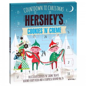 Hershey's Cookies 'n' Creme Advent Calendar 205g