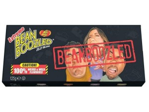 Jelly Belly Extreme Bean Boozled Box 125g