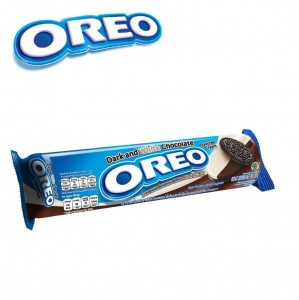 Oreo Dark and White Chocolte 137g