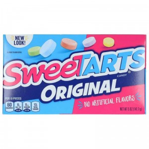 Sweet tarts original 141,7g