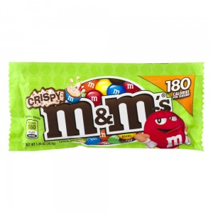M&M's Crispy Chocolate