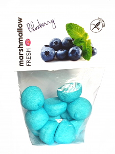 Pianki Fresh Marshmallows - Jagodowe 100g