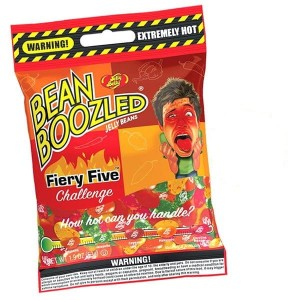 Jelly Belly  Bean Boozled Flaming FIve Challenge ( Fasolki Ostre) 54g