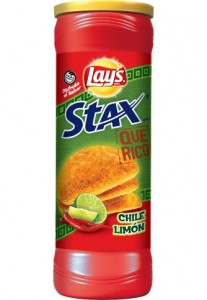 Lay's Stax Que Rico Chile Limon 155,9g