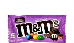 M&M's Fudge Brownie 40g